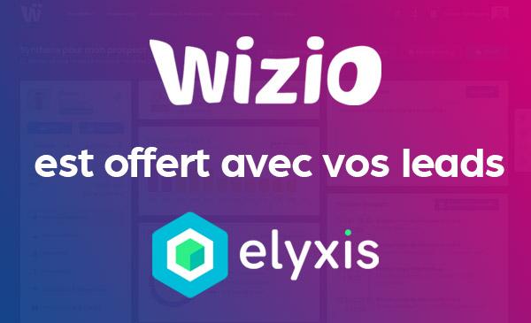 wizio est gratuit avec elyxis